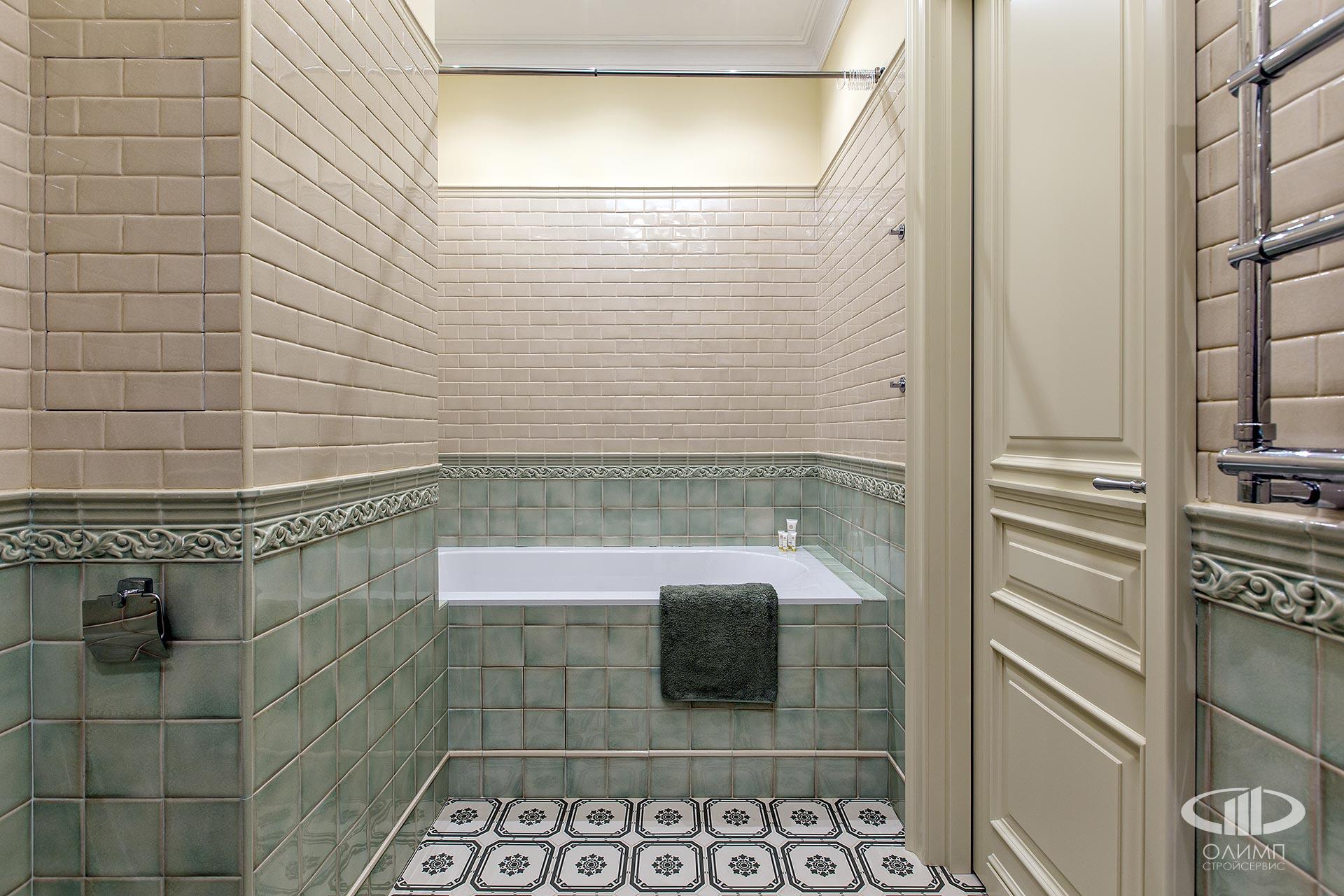 Плитка в ванной красивые фото