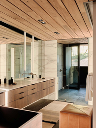 Внутренняя отделка дома в стиле Лофт