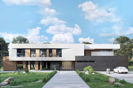 Большой современный загородный дом | Сидней фото №1