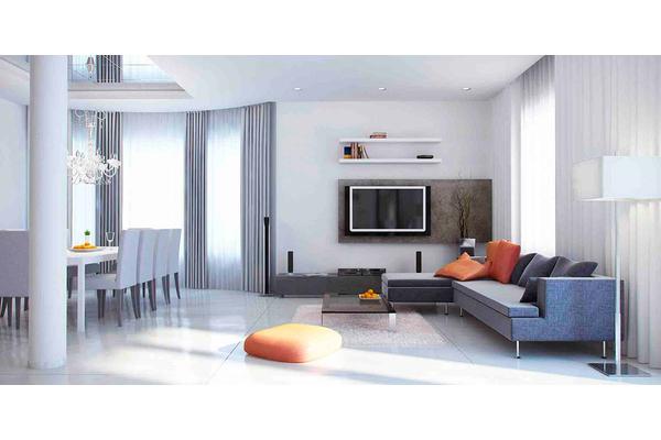 Большой коттедж с мансардой | Дизайн интерьера