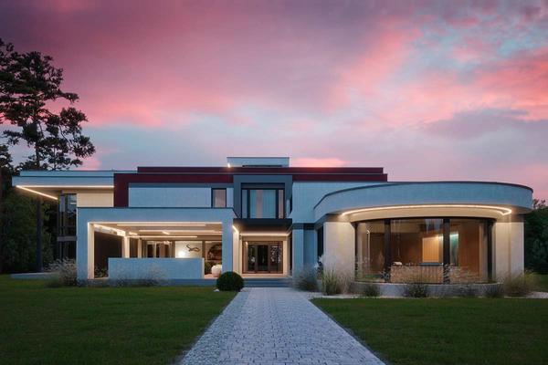Большая резиденция в стиле Хай-Тек | Гослар фото №7