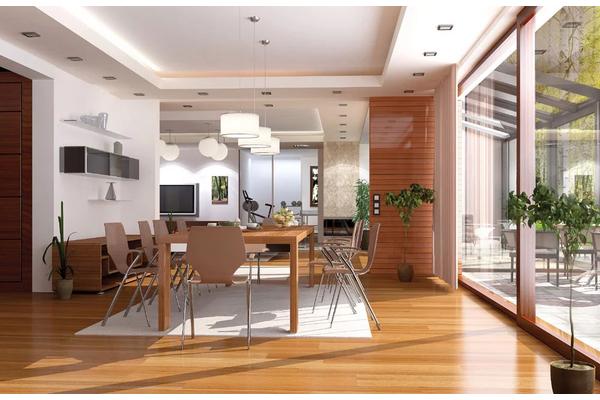 Большой двухэтажный дом в стиле Модерн | Дизайн интерьера Фото №6