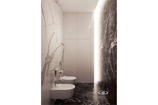 Резиденция в стиле минимализм | Молеон фото №37