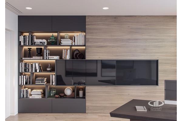 Резиденция в стиле минимализм | Молеон фото №42
