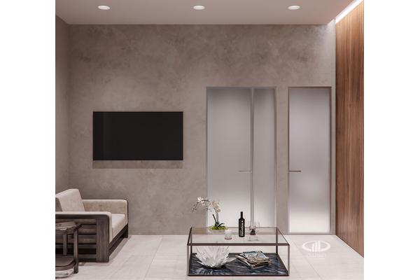 Резиденция в стиле минимализм | Молеон фото №25