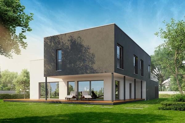Оригинальный дом в стиле Хай-Тек | Фото