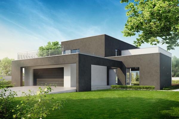 Оригинальный дом в стиле Хай-Тек | Карпио
