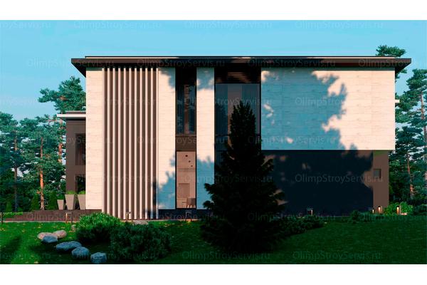 Резиденция в стиле минимализм | Молеон фото №7