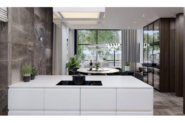 Современный загородный дом | Дизайн интерьера фото №11