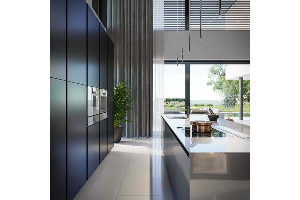 Современный двухэтажный дом с гаражом | Фото интерьера дома №10