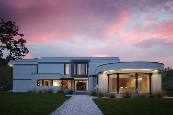Двухэтажная резиденция с бассейном | Мелен фото №3