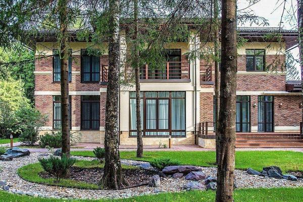 Коттедж с комбинированным фасадом | Бильбау фото №4