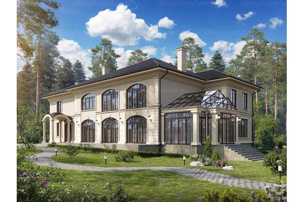 Роскошный дом в классическом стиле| Сарасота фото №3