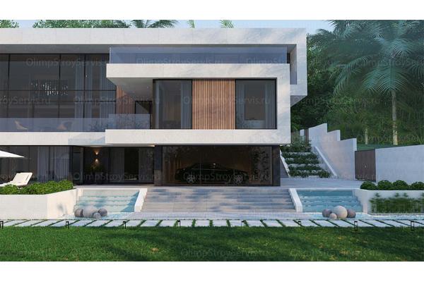 проекты больших домов вилл особняков резиденций усадеб
