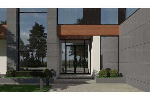 современные стили домов и коттеджей