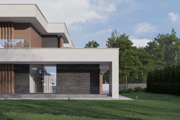 проект резиденции