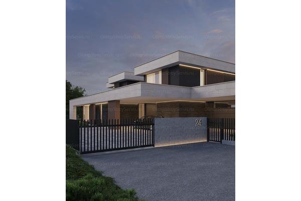 резиденция строительство домов москва