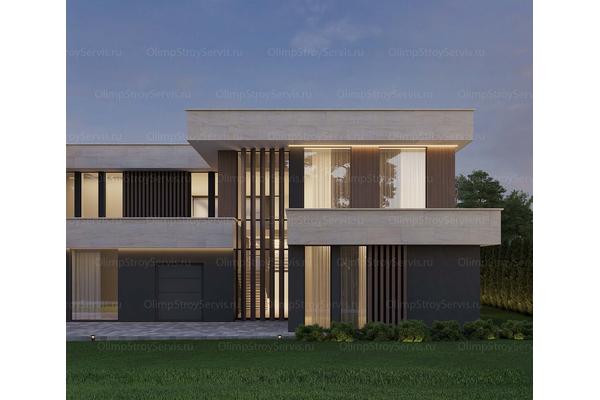 проектирование резиденции