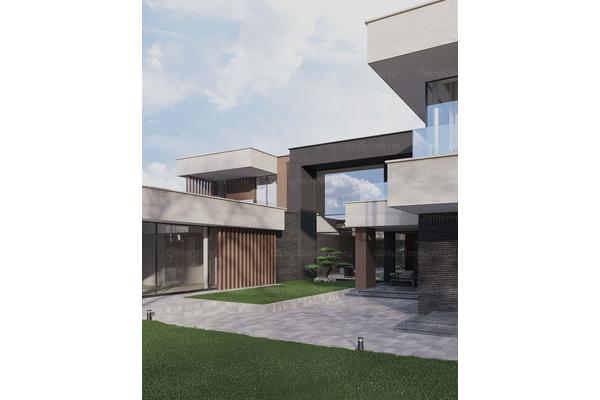 проекты домов резиденция