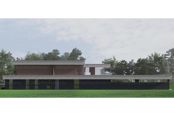 проекты больших домов вилл особняков резиденций
