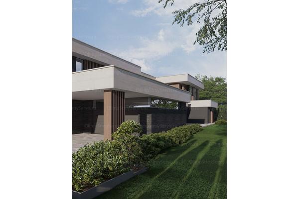 проект дома парковая резиденция