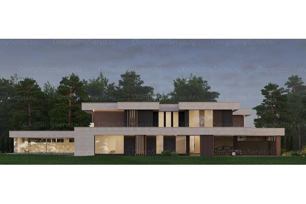 строительство резиденций