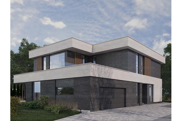фото современных домов и коттеджей