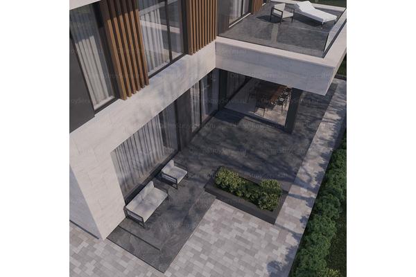 проекты современных домов и коттеджей