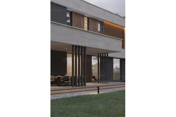 проекты загородной резиденции